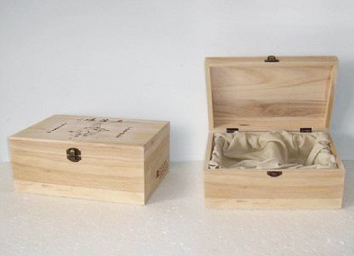木制礼品盒