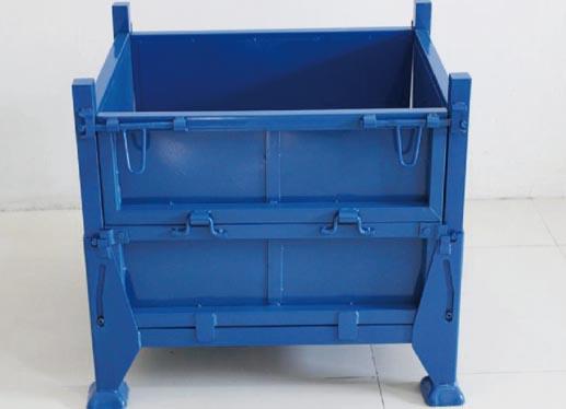钢制周转箱-襄阳铁箱
