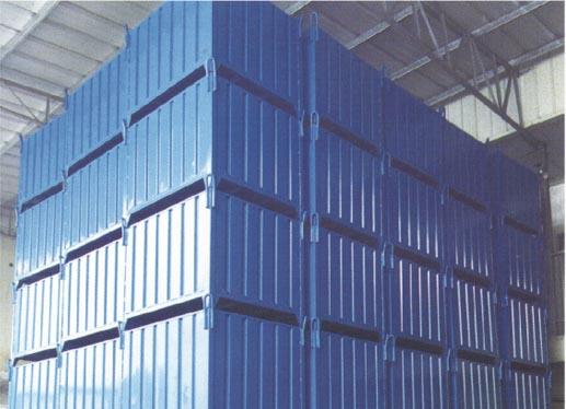 襄阳铁箱-钢制周转箱